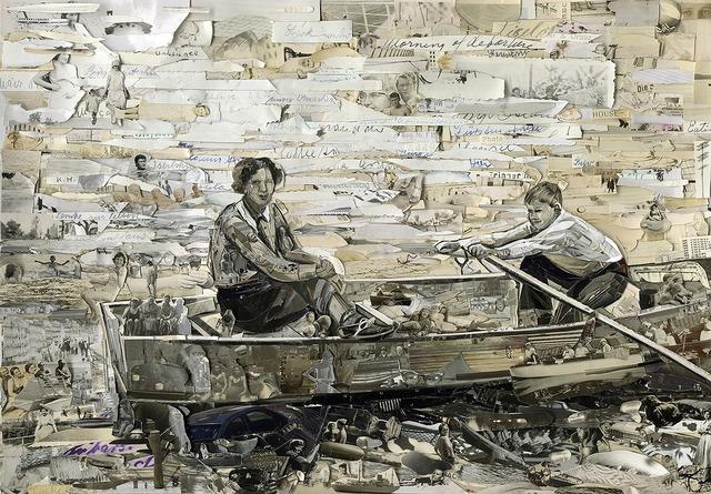 , 'Boating (Series from Album),' 2014, galerie nichido / nca | nichido contemporary art