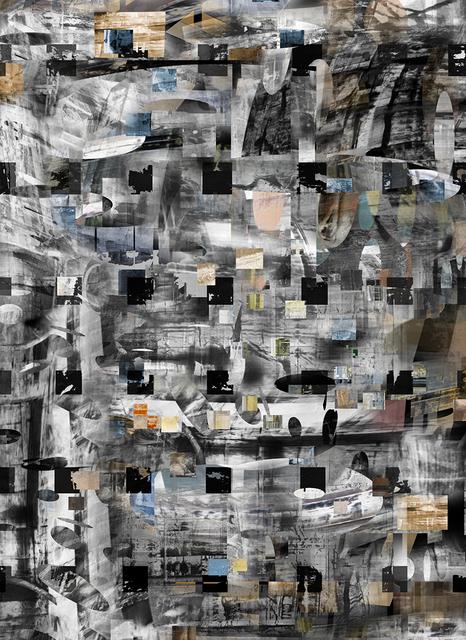 , 'Fugue 6,' 2009, Galeri Nev Istanbul