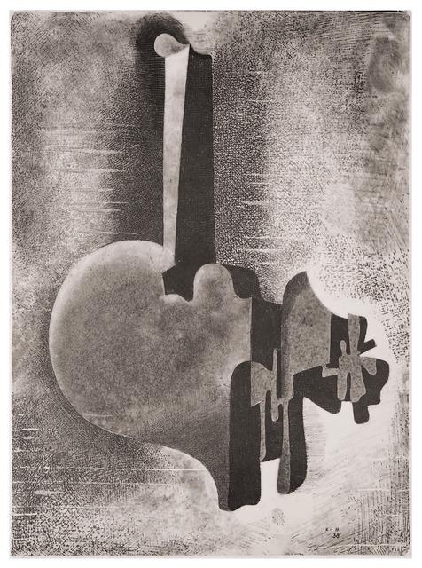 , 'Heliograph XXV,' 1938, Olszewski Gallery