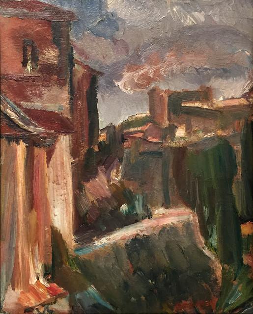 , 'Cuenca,' 1934, Waterhouse & Dodd