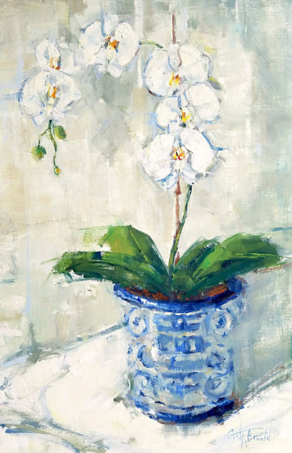 Gina Brown, 'Orchid', 2018, Shain Gallery
