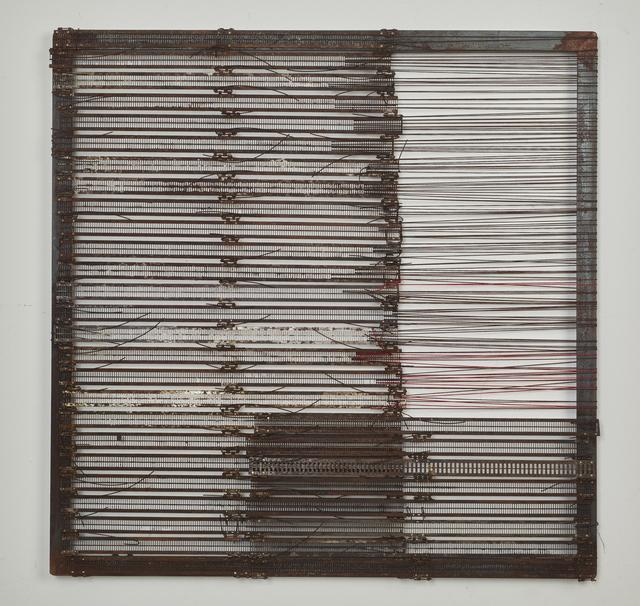 , 'Textil II,' 2016, Piero Atchugarry Gallery
