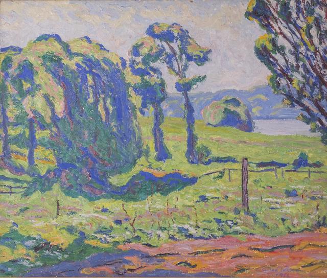 Allen Tucker, 'Fauvist Landscape', 1916, Taylor | Graham