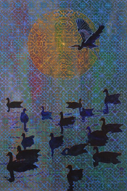 , 'Green Lake,' 2017, Linda Hodges Gallery