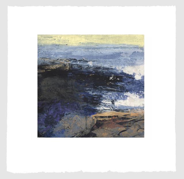 , 'Fractured Shoreline III,' 2013, Stoney Road Press