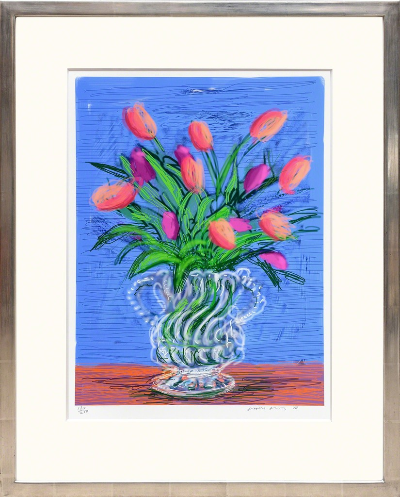 The Collectible Flowers Of Pop Art Artsy