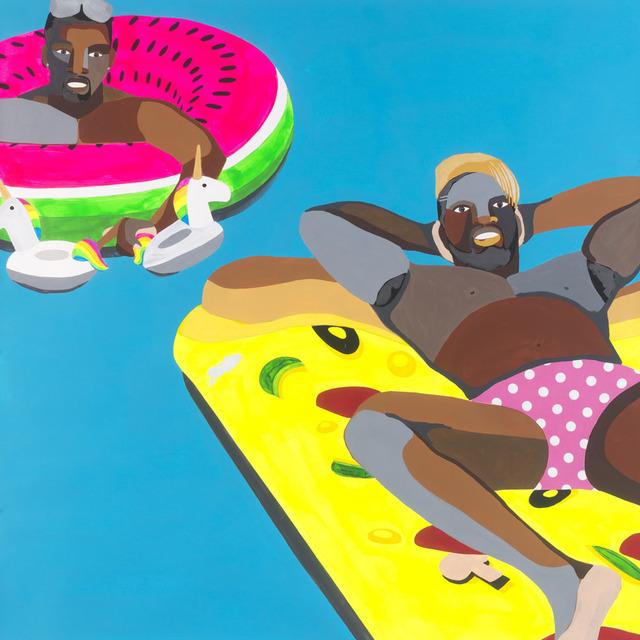 , 'Floater No. 66,' 2018, Rhona Hoffman Gallery