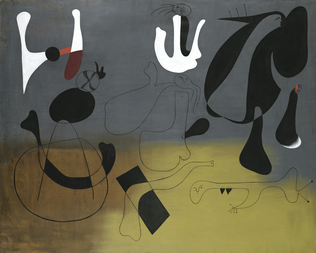 Joan Miró - 600 Artworks, Bio & Shows on Artsy