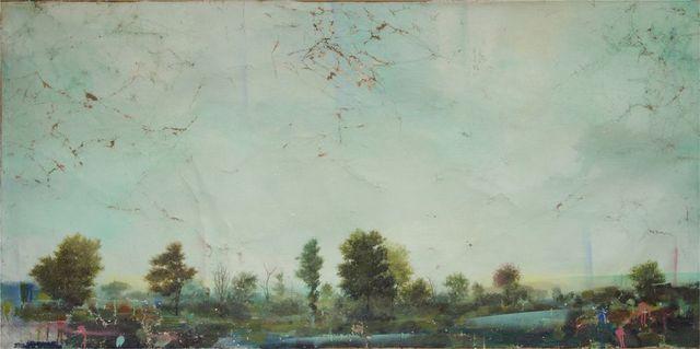 , 'South of Château-Salins Escape of Joe Cosley, (No.1),' 2015, Galerie de Bellefeuille
