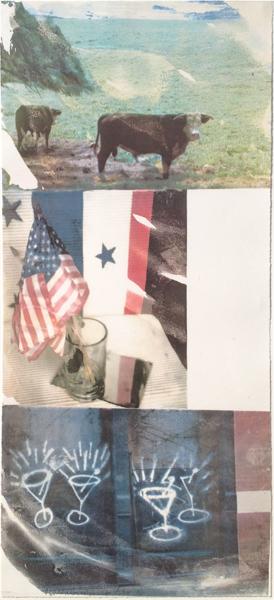 Robert Rauschenberg, 'Witness (Speculations)', 1996, Hamilton-Selway Fine Art