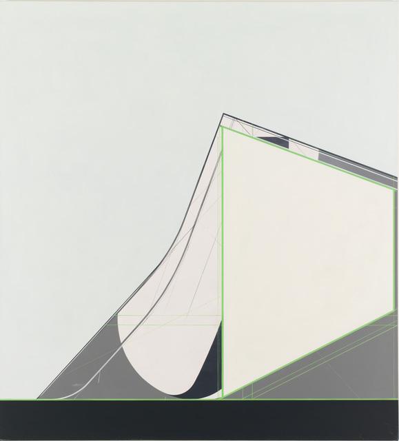 , 'AXE-43-2017,' 2017, Galería Pelaires