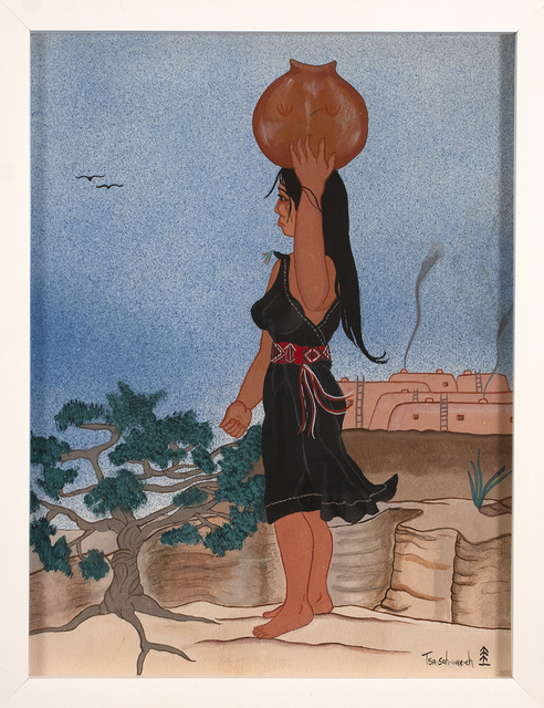 , 'Woman with Pot,' , Blue Rain Gallery