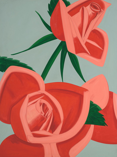 Alex Katz, 'Rose Bud', 2019, Maune Contemporary