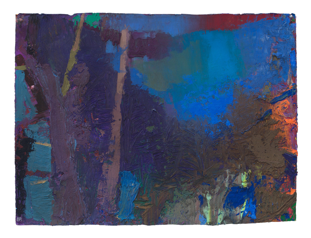 , 'Looming Pine 9,' 2018, Nancy Toomey Fine Art