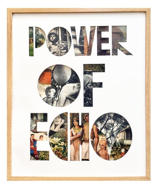 , 'Power Of Echo,' 2019, Paradigm Gallery + Studio