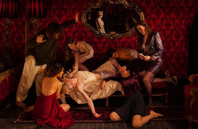 Nazif Topcuoglu, 'The Death of Cleopatra', 2015, Galeri Nev Istanbul