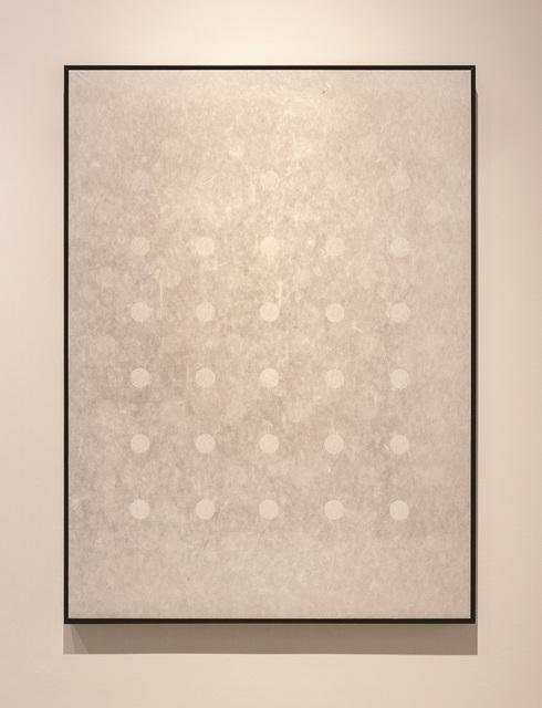 , 'Transparent Color-White,' 2018, Asia Art Center