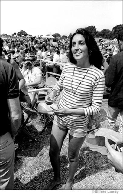 , 'Joan Baez, Newport Folk Festival,' 1968, Jessica Hagen Fine Art + Design