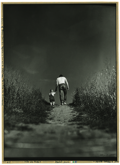 , 'Father and son,' 1964, see+ Gallery