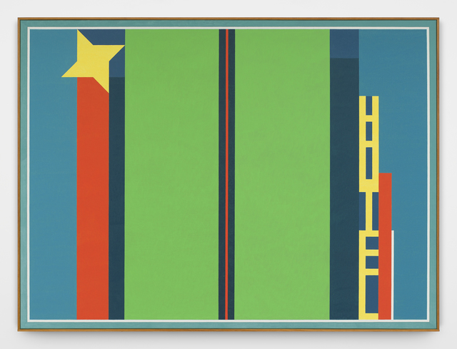 , 'Décembre 2002,' 2002, Rodolphe Janssen