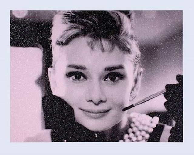 Russell Young, 'Audrey Hepburn', 2018, Aurifer AG