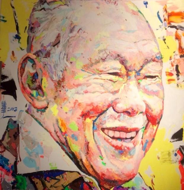 , ' Lee Kuan Yew,' , Ode to Art