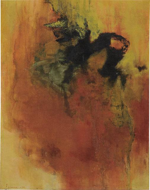 Tomie Ohtake, 'Untitled', 1960, Phillips