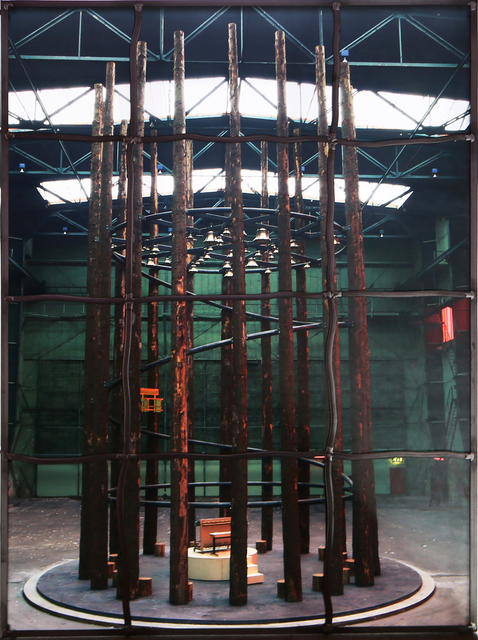 , 'Série Expositions n°03 Ballads,' 2016, Galerie Nathalie Obadia