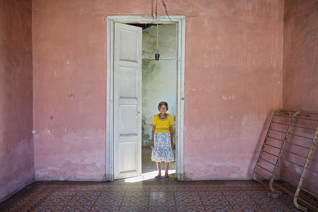 Jeffrey Milstein, 'Woman in Door, Trinidad Cuba', 2004, Kopeikin Gallery