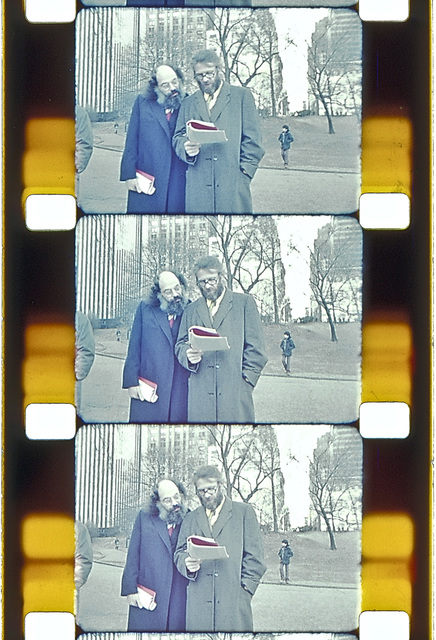 , 'Selena Ginsberg and Peter Orlovsky, Central Park, NYC, c. 1990,' 2013, Deborah Colton Gallery