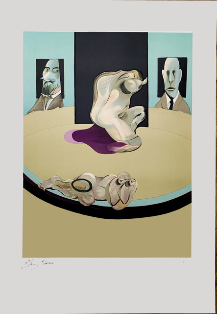 """, '""""The Human Body (Study for the Metropolitan Museum of Art)"""",' 1975, Fairhead Fine Art Limited"""