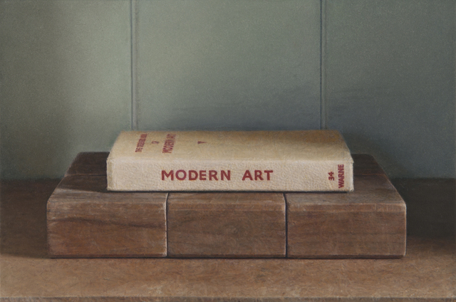 , 'Modern Art,' 2010, Nancy Hoffman Gallery