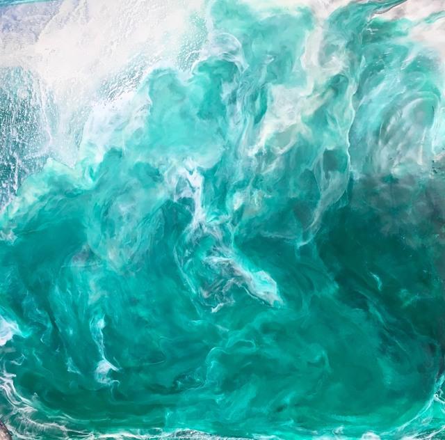 , 'Anatomy of a Wave,' 2017, Imlay Gallery