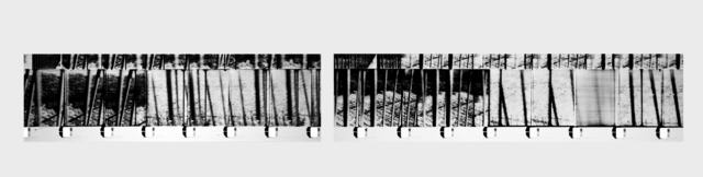 , 'Railings,' 2017, Christine Park Gallery