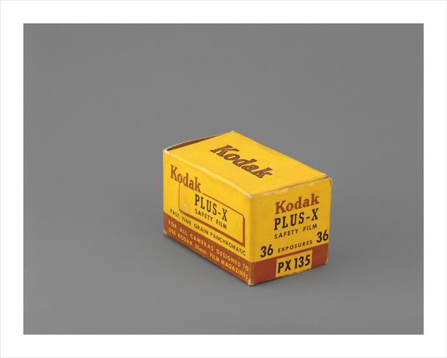 , 'Kodak Plus-X 35mm July 1956,' 2011, Bortolami
