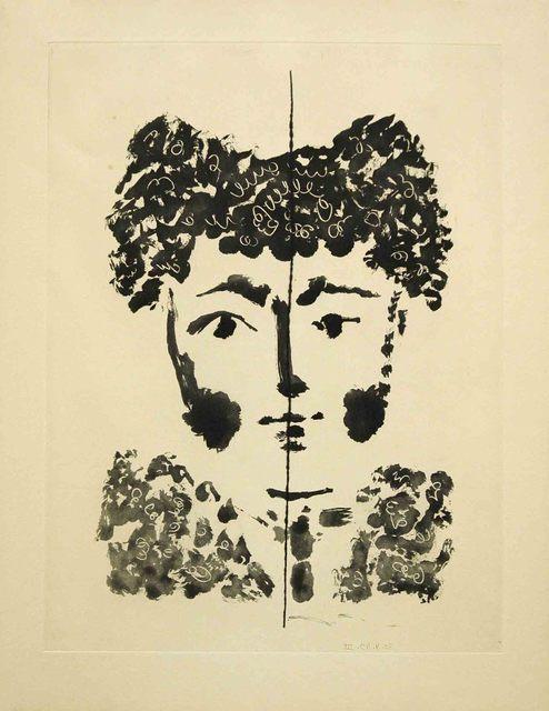 Pablo Picasso, 'Torero, from Le Carmen des Carmen', 1949/1964, Leslie Sacks Gallery