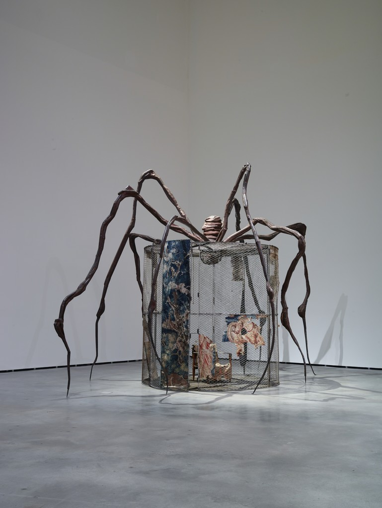 Louise Bourgeois, Spider (1997). Collection: The Easton Foundation. Photo: Maximilian Geuter © The Easton Foundation / VEGAP, Madrid