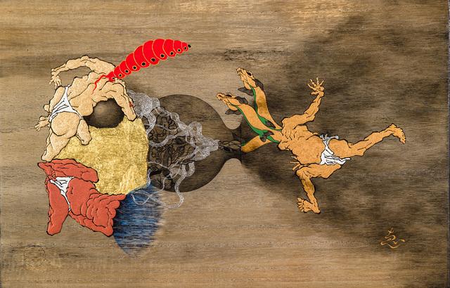 , 'Deep Sea Fish D,' 2013, Onishi Gallery