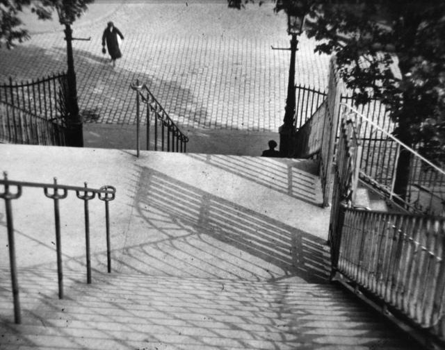 André Kertész, 'Stairs of Montmartre, Paris', 1925 (printed 1975), Corkin Gallery