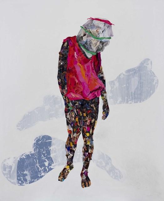 Vitshois Mwilambwe Bondo, 'Ego,' 2013, Primo Marella Gallery