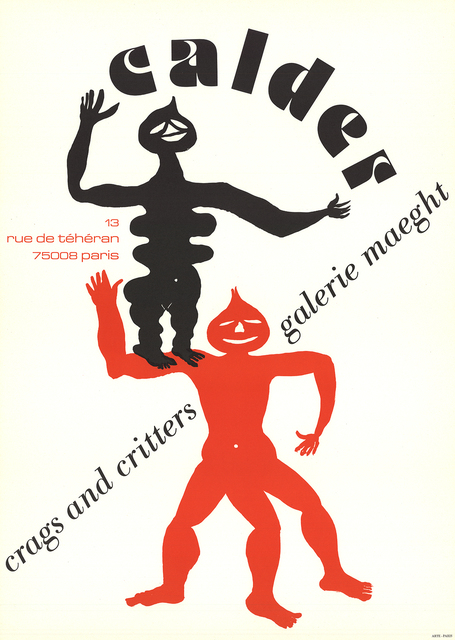Alexander Calder, 'Crags & Critters', 1975, ArtWise