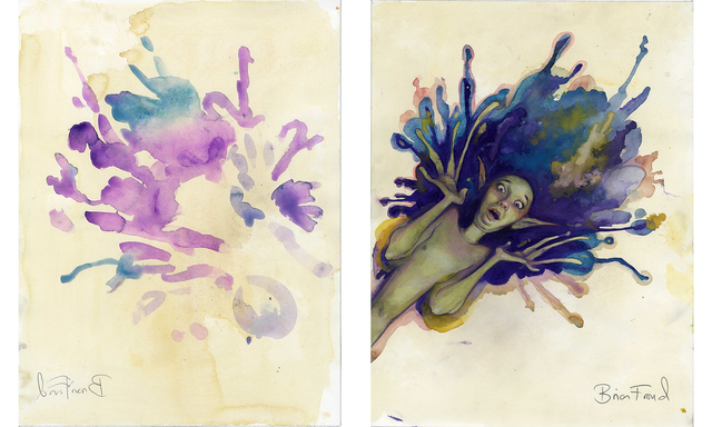 Brian Froud, 'Lacy Cottington's Pressed Fairy Calendar #13', 2009, IX Gallery