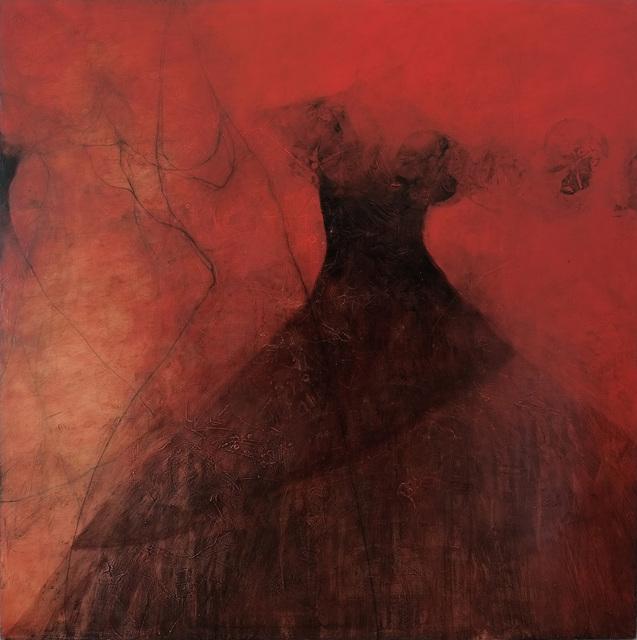 Nathalie Deshairs, 'Robe rouge de circé 1', 2018, Bogena Galerie