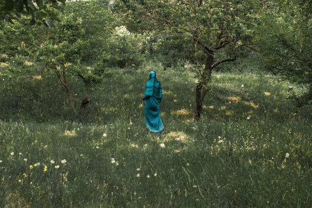 , 'In a Garden,' 2013, Galleri Duerr