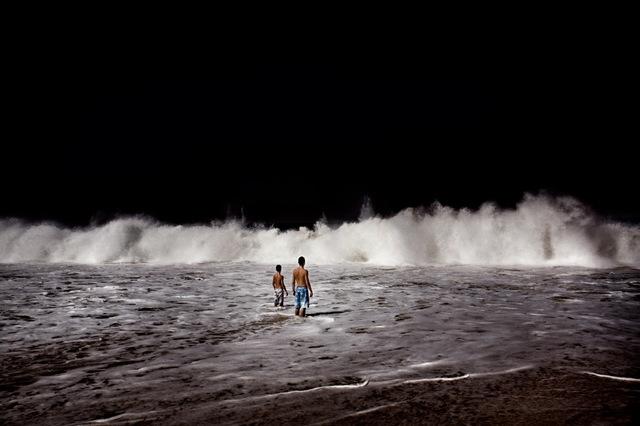 , 'Wave (Beach Story),' 2008, ILEX Gallery