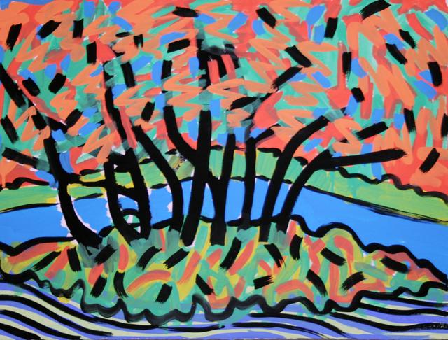 , 'Paper Landscape #1,' 2017, Bruno David Gallery & Bruno David Projects