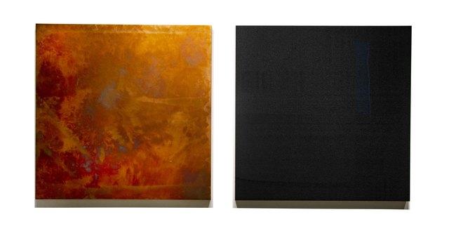 , 'Copper & Base64,' 2017, Elan Fine Art