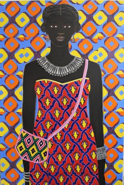 , 'Diarra,' 2017, Rebecca Hossack Art Gallery