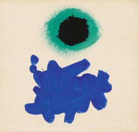 Adolph Gottlieb, 'Black Disc,' 1969, Sotheby's: Contemporary Art Day Auction