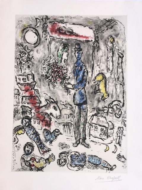 Marc Chagall, 'Le Mariage (The Wedding) ', 1968, Denis Bloch Fine Art